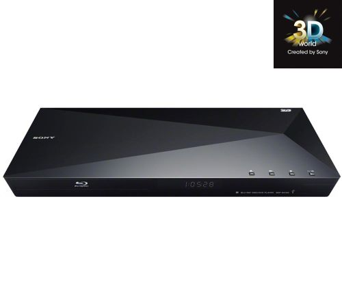 SONY SMART 3D BLU RAY PLAYER BDP-S4100
