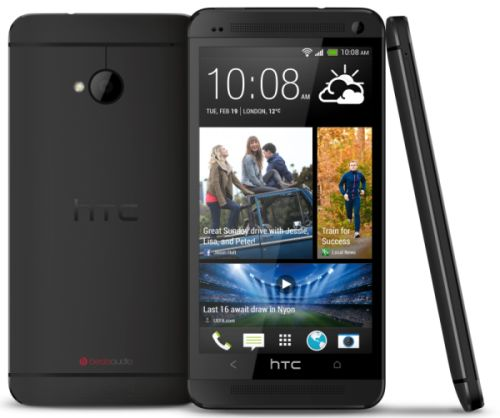 HTC One Black (LTE)