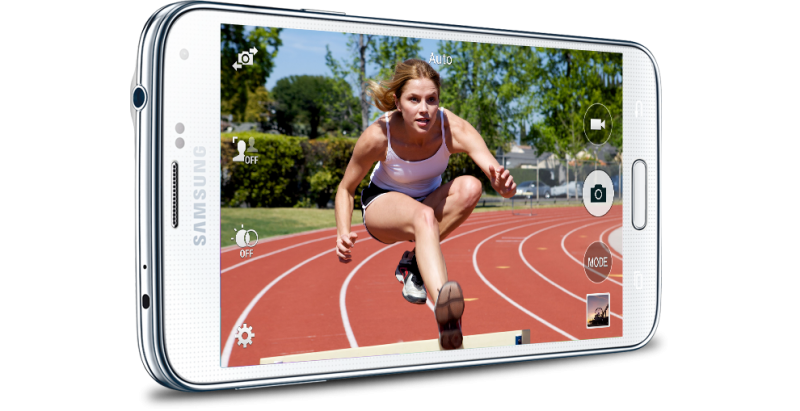 Samsung GALAXY S5 LTE (SM-G900F) Black