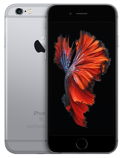 APPLE IPHONE 6s gray 128 GB