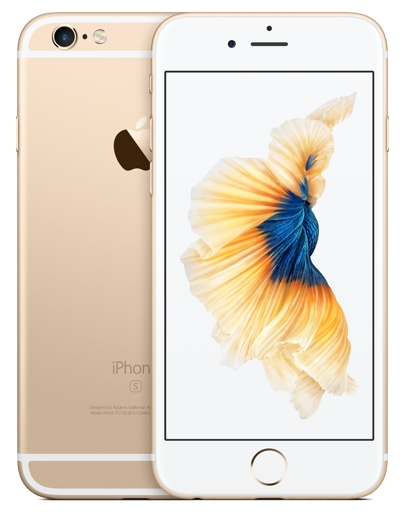 APPLE IPHONE 6s gold 128 GB