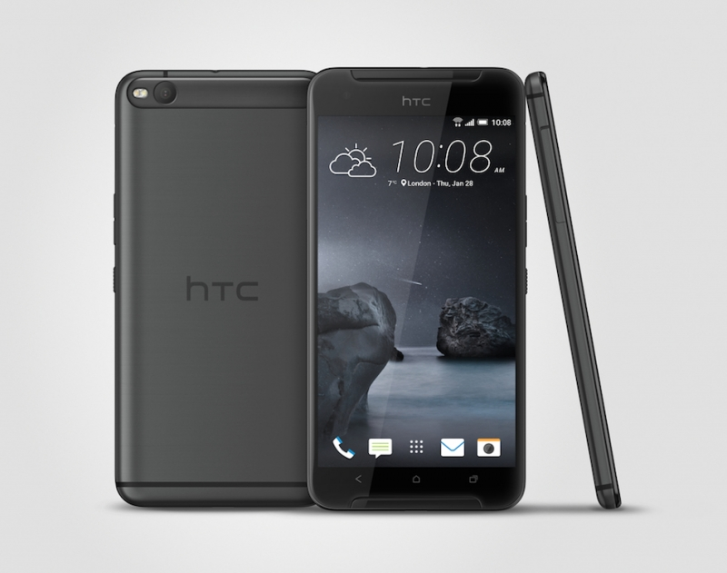HTC One X9, Carbon Grey, 32GB