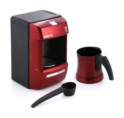 Beko Turkish Coffee Maker BKK2113M Red