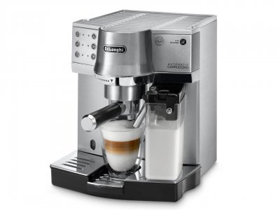 DeLonghi Espresso and Cappuccino Maker EC850/860.M 15 BAR Pump