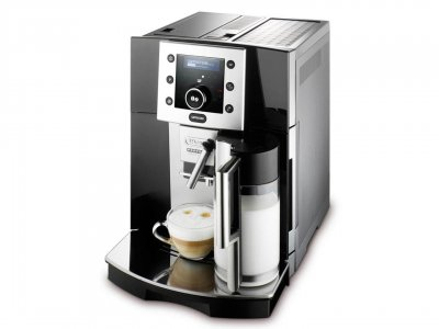 Delonghi Coffee Maker In Ksa : DeLonghi Espresso and Cappuccino Maker PERFECTA ESAM5500 15 BAR Pump in Saudi Arabia price ...