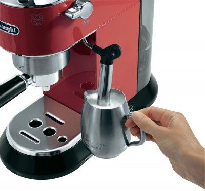 Delonghi Coffee Maker In Ksa : DeLonghi EC680.R Dedica Pump Espresso Machine in Saudi Arabia price catalog ksa-price.com. Specs ...