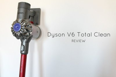 Dyson V6 Total CleanCordless Vacuum Cleaner