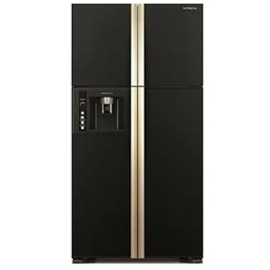 Hitachi Refrigerator Side-by-Side R-W800FPS1XV  20.5 cft.