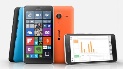 Microsoft Lumia 640 XL 8Gb Dual Orange