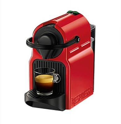 Nespresso inissia red