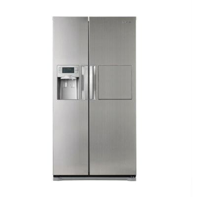 Samsung side-by-side refrigerator RS30GKASLA 29.4 cu.ft