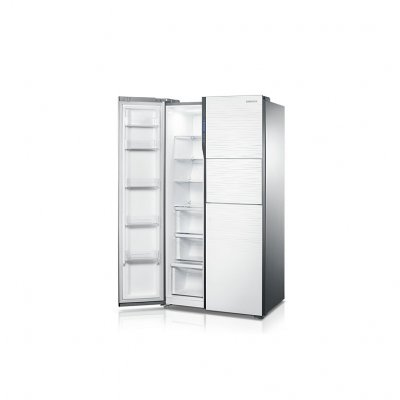 Samsung side-by-side refrigerator RS554NRUA1JA 19.8 cu.ft