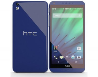 HTC Desire 620 Dual 8GB Blue