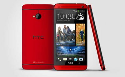 HTC One Red (LTE)