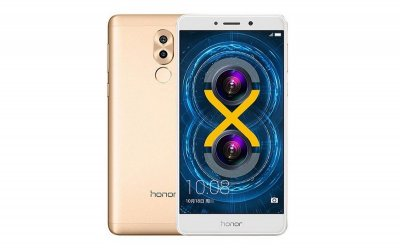 HUAWEI Honor 6X LTE 32Gb Dual Gold