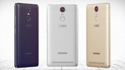Lenovo Vibe K5 Note 32GB Dual Gold