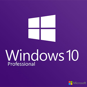 Microsoft Windows 10 Pro ENG (english/arabic) 32/64 bit key