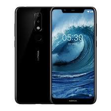 Nokia 6 1 Plus 64Gb Blue LTE in Saudi Arabia price catalog